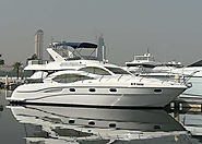 Spice NEW YEAR EVE up with Majesty Yacht Tour in 50 ft Luxury-Yacht for Private Charter | tripzy.ae