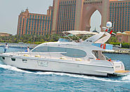 Experience the Grandeur of Atlantis Fireworks in the Heart of 70 ft Luxury Yacht to Start a New Year | tripzy.ae