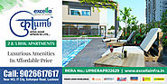 Get Properties in Lucknow at best price: Excella Infra