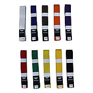 Tokyodo Karate and Taekwondo Ranking Belts - $14.54