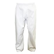 Tokyodo Karate & Taekwondo Trouser/Pants 8 Oz, Medium Weight - $15.49
