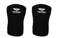 Tokyodo Knee Sleeves - 7 mm Neoprene Knee Support for Multiple Sports/Activities - $25.58
