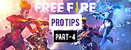 Garena Free Fire Pro tips।। Part-4 - Game is Our Life