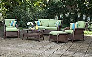 Best-Rated Resin Wicker Patio Furniture Sets On Sale - Reviews :: Patio-furniture-accessories