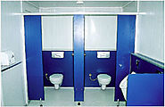 Portable Toilet Block - RapidCabin & Locations
