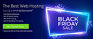 BlueHost Black Friday Deal 2019
