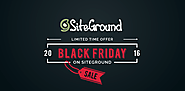 SiteGround Black Firday 2019