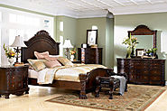 Ashley Furniture North Shore Panel Bedroom Set