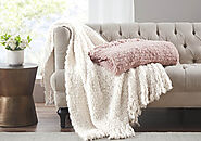 Cozy Throw Blankets and More for Chilly Fall Weather