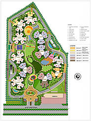 Latest updated site plan project of JM Florence - site layout plan