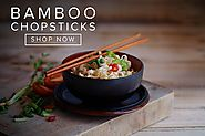 Bamboo Chopsticks - High Quality and Large Selection