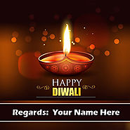 Happy Diwali Images With My Name