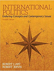 International Politics: Enduring Concepts and Contemporary Issues (12th Edition) 12th Edition