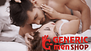 Make Extra Sensual Seconds at Night with Vidalista | GenericMenShop