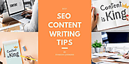 Quick Learn Easy SEO Tips for Good Content Writing