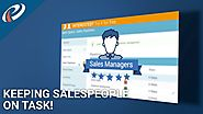 Keeping Salespeople on Task and Consistent: Pipeliner Automated Sales Step Tasks