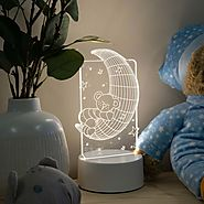 No 5. Sleepy Bear Night Light