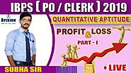 Profit and Loss Best Shortcut Tricks in hindi | for IBPS PO CLERK