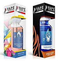 , Vape Packaging Boxes| The Quantum Print