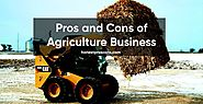 Pros and Cons of Agriculture Technology - Honest Pros & Cons