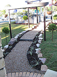 Professional landscaping services in Brisbane