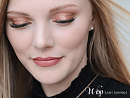 Complete your look with Eyebrow Shaping from Wisp Lashes