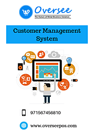 Customer Management System - Overseepos
