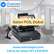 Saloon Management POS System in Dubai.