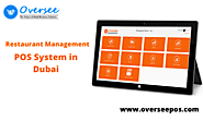 Restaurant Management POS System Dubai