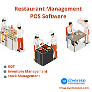 Restaurant Management POS Software - Overseepos