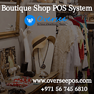 Point of sale software for boutique shop in Dubai