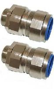 Aluminium Cable Glands Brass Cable Glands Electrical Aluminium cable glands