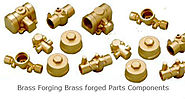 Brass forging Forged Brass Components Forged parts forged fittings Brass forgings