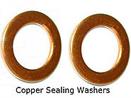 Aluminium Sealing Washers Copper Sealing W shers DIn 7603 Sealing Washers