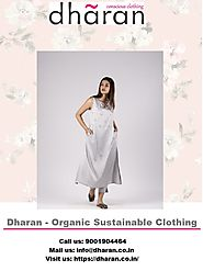 Dharan - Organic Sustainable Clothing