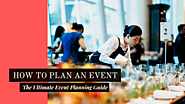 4 Key parts of productive Event coming up with – MyEventOrganizers