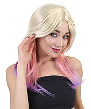 Get Different Types of Wigs at Nunique