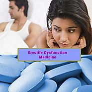 Best Erectile Dysfunction Medicine For Treatment in Men | A1GenericPharma