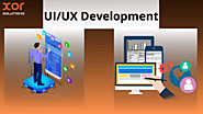 Best UI/UX Design and Development Services - Xor Solutons