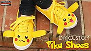 DIY Pika-shoes!