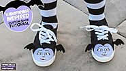 DIY Vampirina Shoes