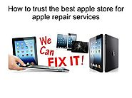 Apple Repair Service Center in Nigeria