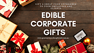 Top Five Benefits Of Branded Edible Corporate Gifts