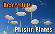 Best Heavy Duty Plastic Plates Reviews - Best Heavy Duty Stuff