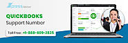 QuickBooks Support Number +1-888-6O9-2835 | Tech Support Phone Number