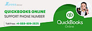 QuickBooks Online Support Phone Number +1-888-6O9-2835