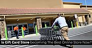 Coupon Codes | Promo Codes | Voucher Codes & Deals: Is Gift Card Store Becoming the Best Online Store Now?