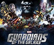 Collecting Guardians of the Galaxy comic books as graphic novels