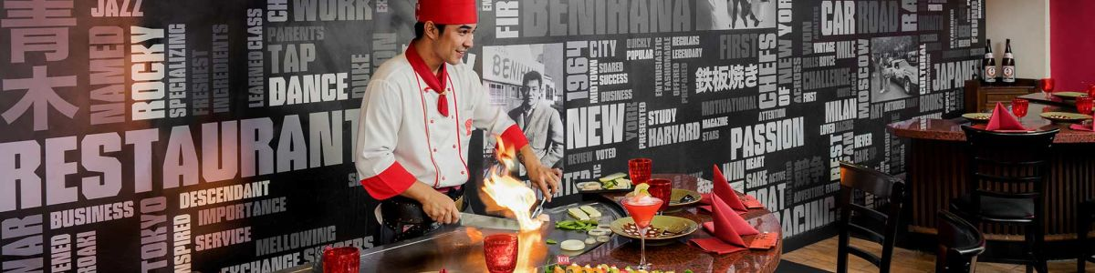Headline for 5 Facts About Benihana To get you interested!