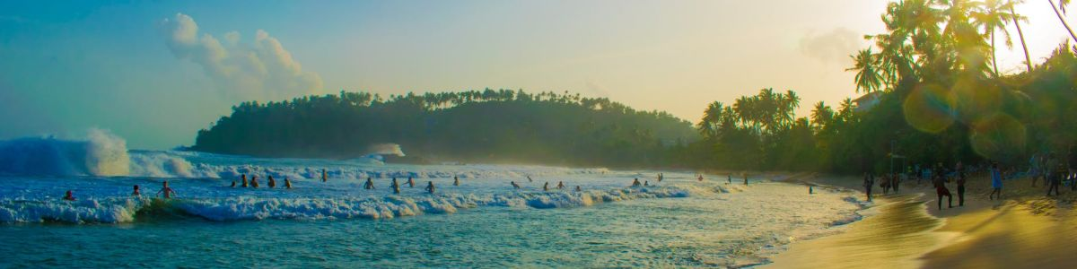 Headline for A guide to Sri Lanka's best beaches
